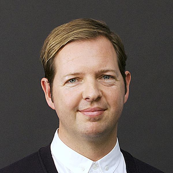 HawkinsBrown partner Adam Cossey.