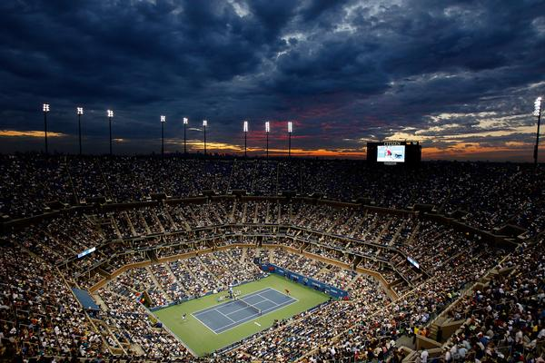 The Billie Jean King National Tennis Centre in Flushing Meadows has hosted the US Open event each year since 1978