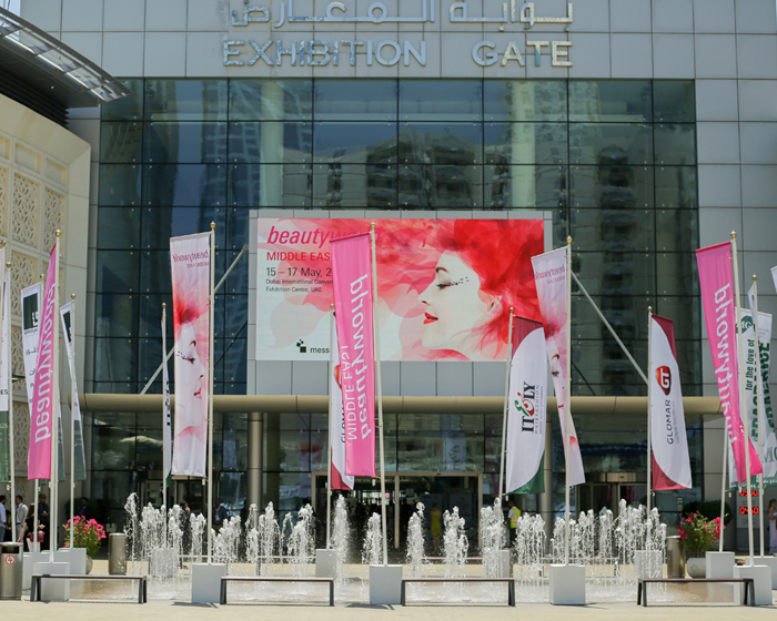 Beautyworld Middle East 2017 opens