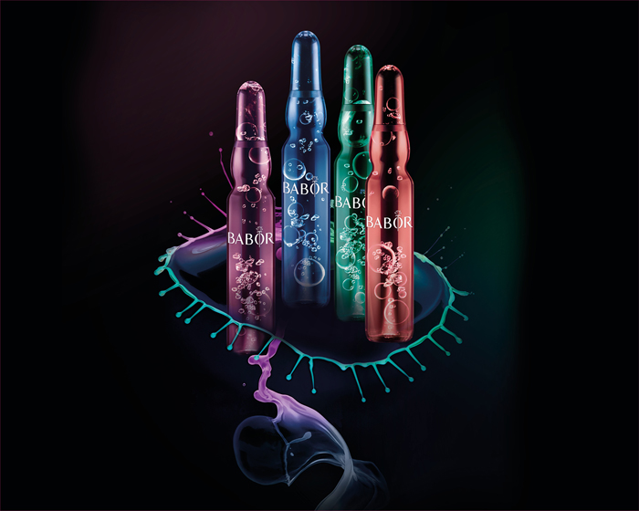 BABOR is the world's leading manufacturer of beauty ampoules