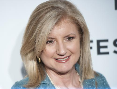 Arianna Huffington to deliver keynote at IHRSA 2015