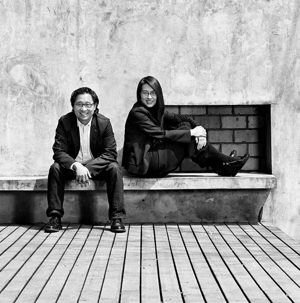 Husband-and-wife team Neri and Hu have worked on high-profile hospitality projects across the world / Neri & Hu