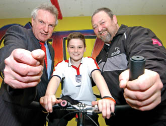 Kids gym launched at Gateshead centre