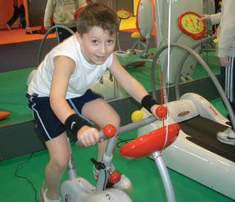 Hertsmere Opens Fit Zone