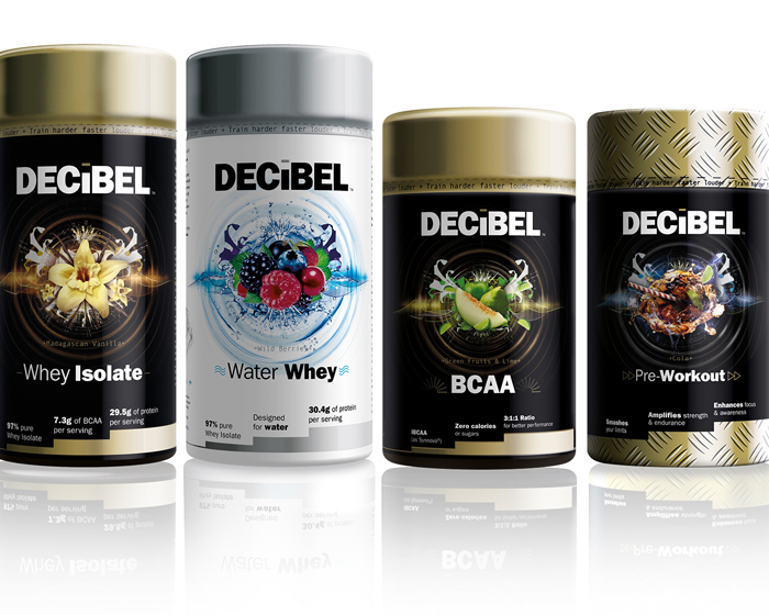 Decibel range gives fitness enthusiasts something to shout about