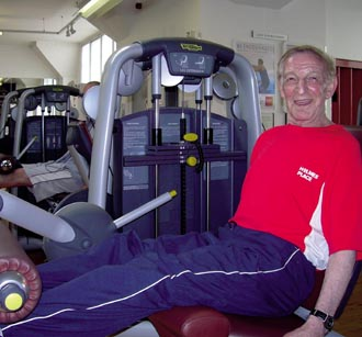 72-year-old instructor joins Holmes Place