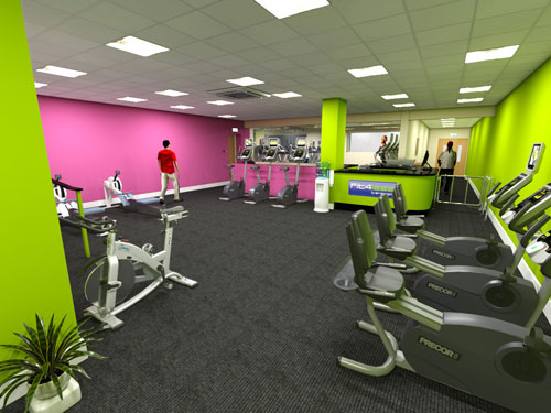 Fit4less to launch first London club