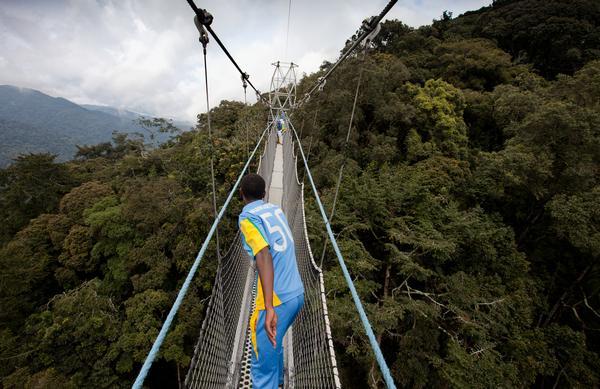 Photo's to showcase cricket in Rwanda