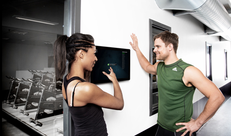 Wexer Virtual is currently being trialled in six of GoodLife Fitness's 300 sites in Canada