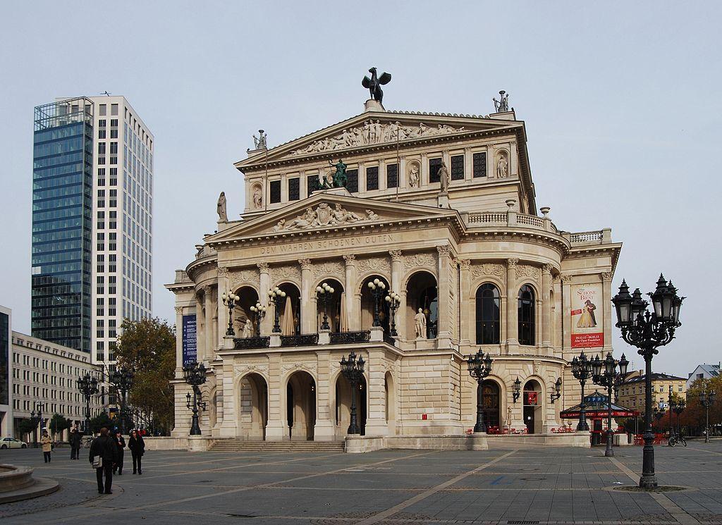 Alte Oper Frankfurt Star Wars 2019