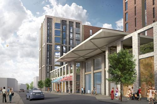 The developer is now seeking a forward funding partner for the project / Barberry Group