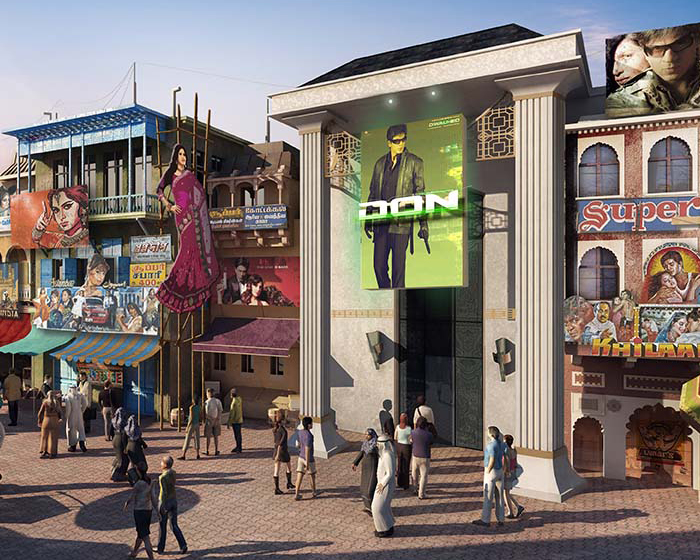 Holovis unveils new technology in Bollywood Parks project