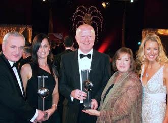 Aura win honours at O2 Ability Awards