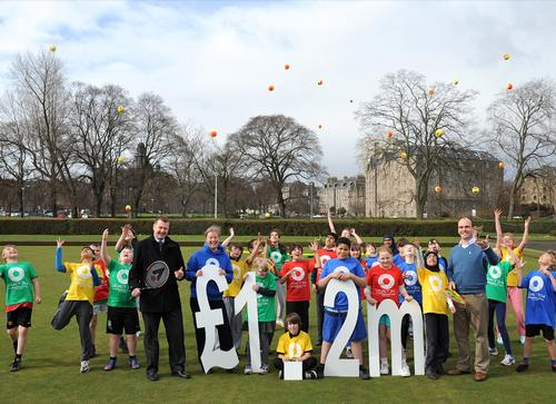 SportScotland distributes Legacy 2014 Active Places grants