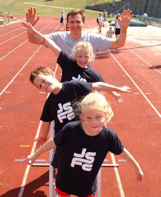 Junior Summer Fitness Challenge rolls out