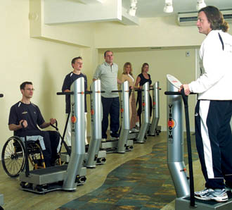 Fitness Lounge rolls out VibroGym