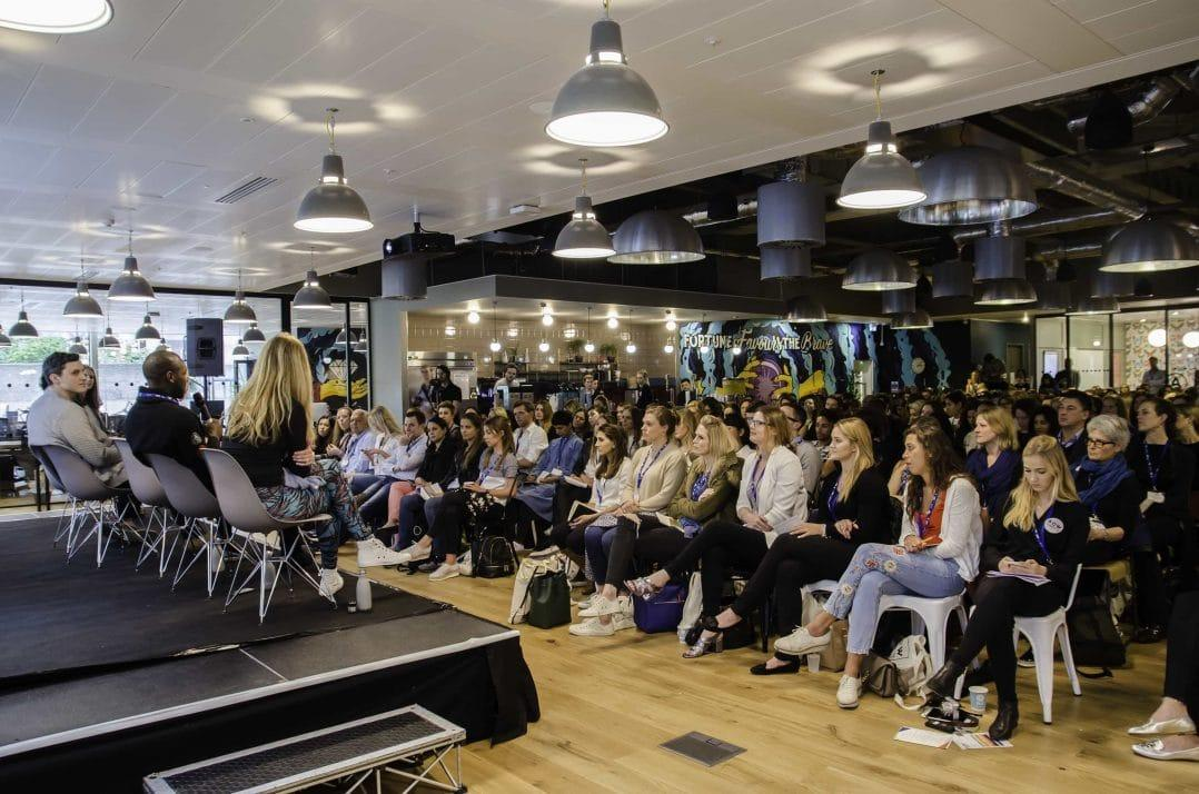 The event will cover a variety of topics, with panel sessions and speakers from brands including Headspace, Equinox, Planet Organic and more