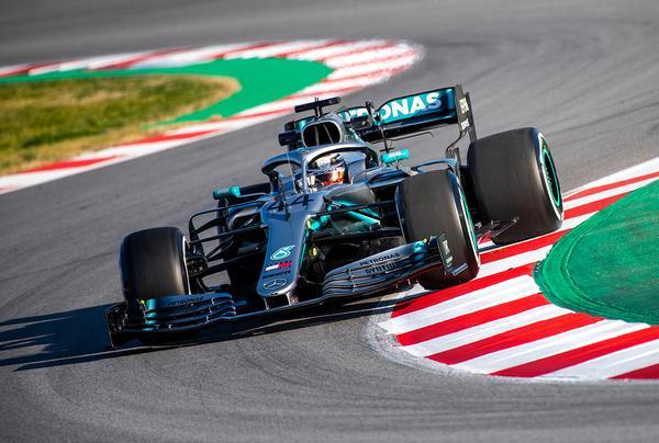 Using AWS, Formula 1 can capture key performance data for each car