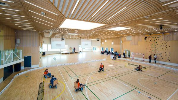 AART's Musholm holiday sports and conference centre in Denmark