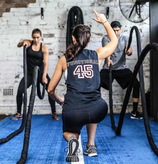 F45 is the fastest growing fitness franchise