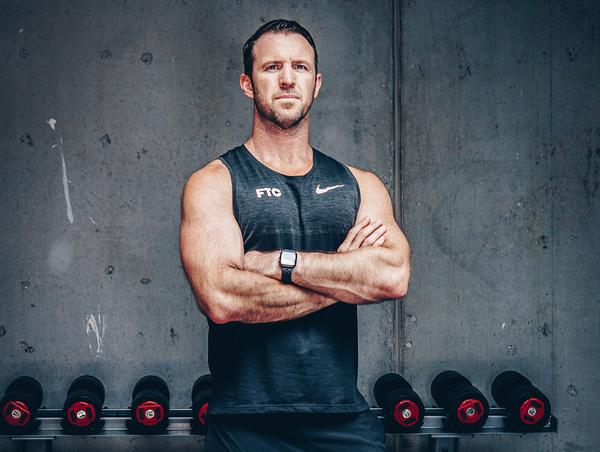 Ben Lucas is the founder of Flow Athletic in Sydney, Australia