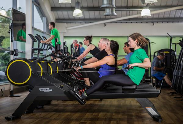 Nuffield gyms are completely kitted out with state-of-the-art equipment