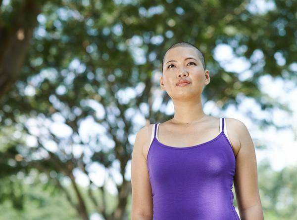 Exercise has been found to improve cancer outcomes / PHOTO: Dragon Images/shutterstock