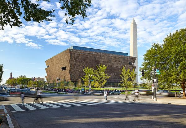 NMAAHC, Washington, US