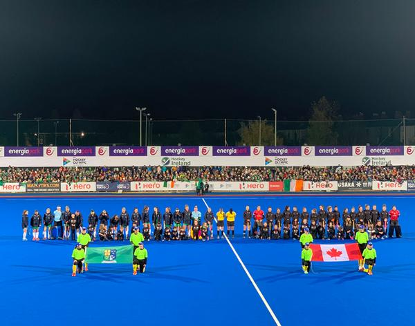 The portable Big Stadium Hockey pitch solution allows hockey to be played at any major venue, creating new opportunities