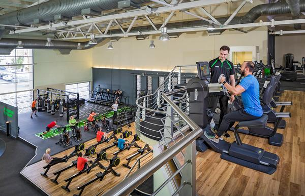 Nuffield has launched a COVID-19 recovery programme for mental and physical health / PHOTO: NUFFIELD/TECHNOGYM