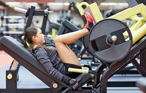 Operators are seeing strong demand for glute workout equipment / Syda Productions/shutterstock
