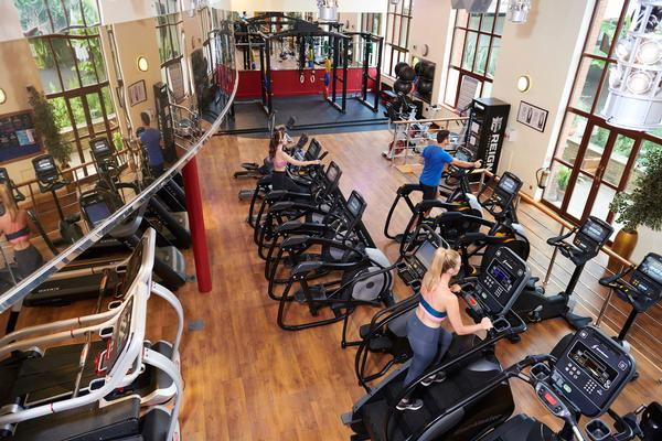 Stoke Park installed the 7xi Cardio Range to link members to entertainment and fitness tracking