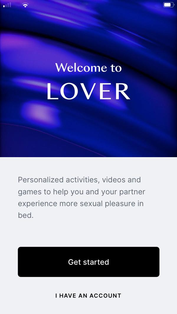 Lover has a basic version free to download, a premium monthly subscription or a standard subscription