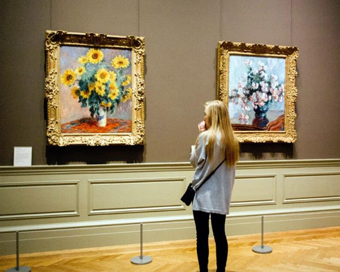 The Papillon Translations app is designed to enhance the visitor experiences in museums, art galleries and heritage sites