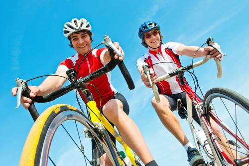 ComRes found more people are cycling to help their mental health / Shutterstock/Corepics VOF