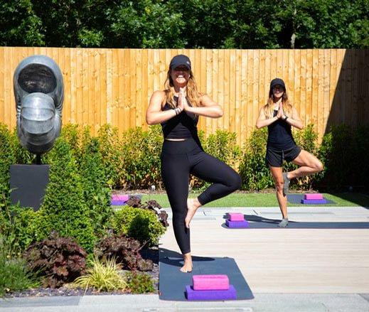 Quiet areas are being used for yoga and Pilates / David Lloyd Leisure