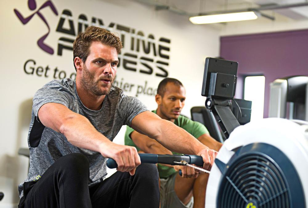 Anytime Asia's owned gyms and gym management businesses have also been merged into the group / Anytime Fitness