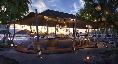 Banyan Tree Krabi will have a beach bar alongside two other dining experiences / Banyan Tree