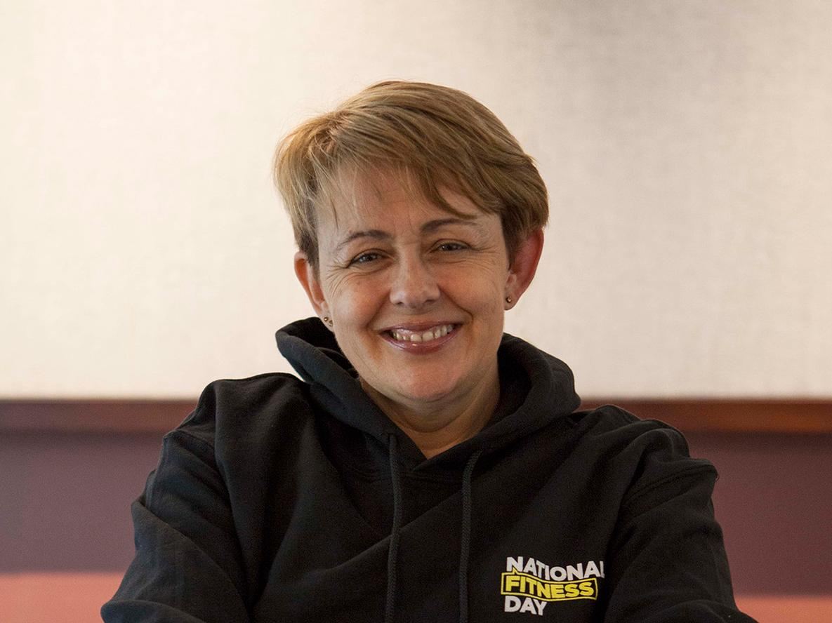 Tanni Grey-Thompson – tackling Boris Johnson / ukactive