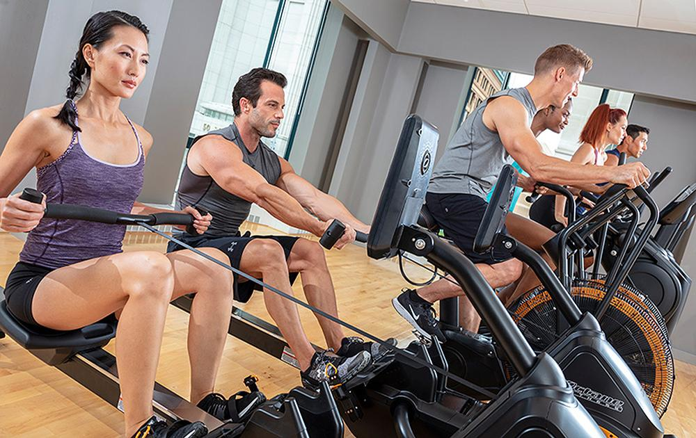 Nautilus acquired Octane Fitness in late 2015 / Octane Fitness