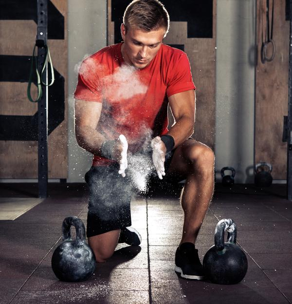 Strength training grows muscle mass, increasing the potential for secreting EcSOD