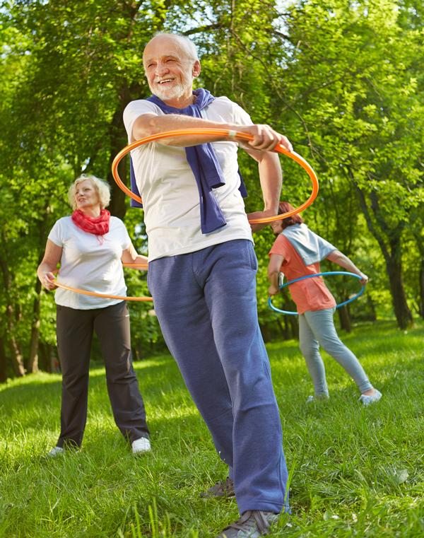 The study estimates that exercise provides savings of £5.2bn in healthcare and another £1.7bn in social care costs / PHOTO: Robert Kneschke/shutterstock