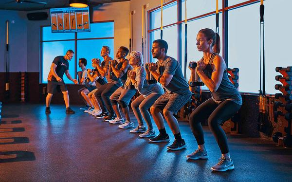 Orangetheory has signed two master deals for a total of 110 franchised sites
