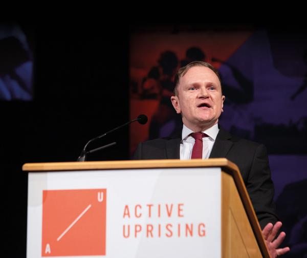 The Active Uprising and National Summit have gone digital as part of a free events programme