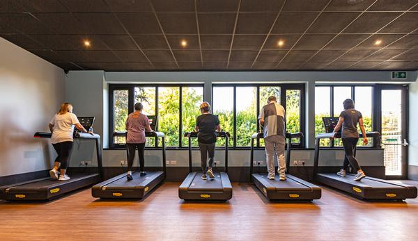 Ruskin Fitness Club used the lockdown to refresh and renovate the club with new equipment / PHOTO: TECHNOGYM