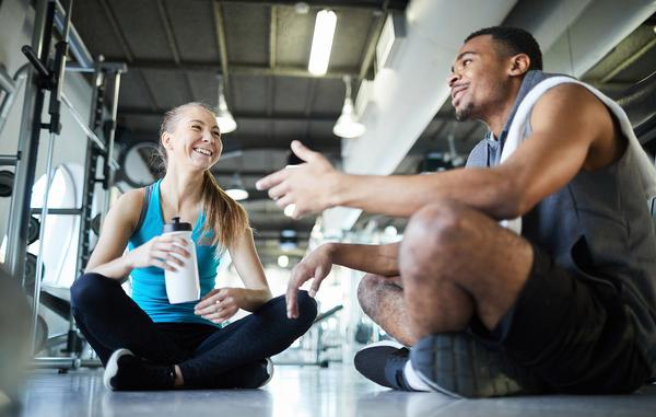 Meaningful interactions with the gym, such as those created by Advagym, cause members to stay longer
