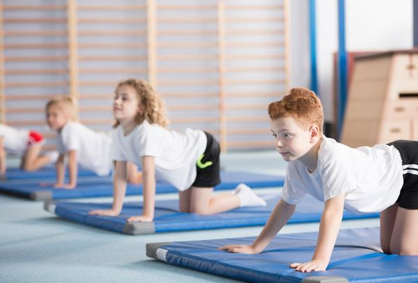 Focusing on PE in schools could have the highest impact long-term / Photo: SHUTTERSTOCK/ Photographee.eu