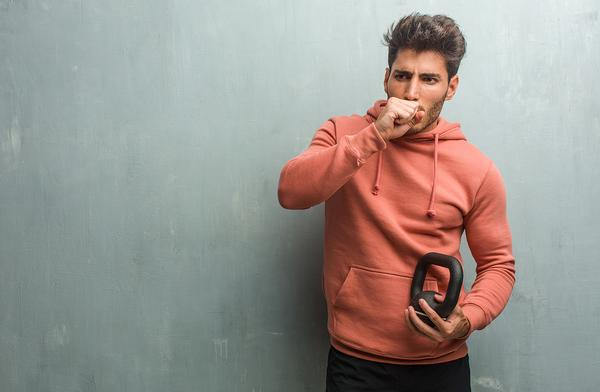What should staff do if they come across people coughing or not obeying the rules? / Asier Romero/SHUTTERSTOCK