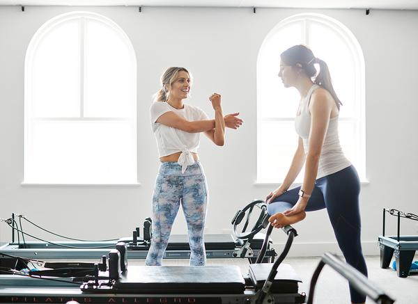 KX is a fast-paced, high-intensity, body-toning workout taking 50 minutes