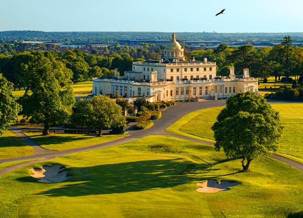 Luxury property, Stoke Park